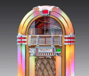 Jukebox & flippers